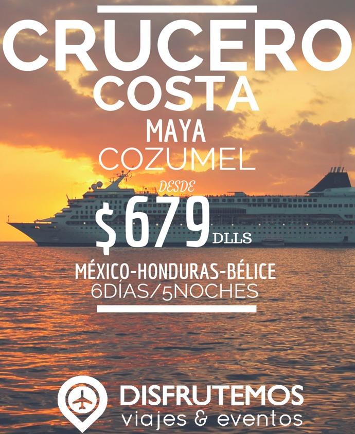 Cruceros Costa Maya - Cozumel