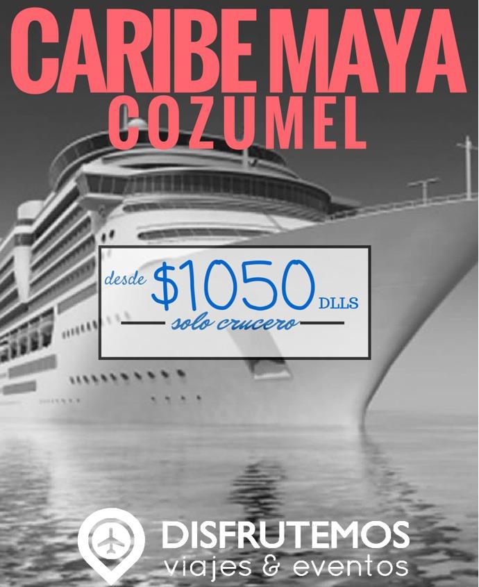 Cruceros Caribe Maya - Cozumel