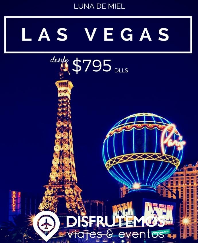 Paquete Las Vegas
