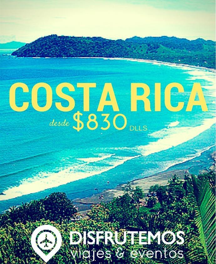 Paquete Costa Rica
