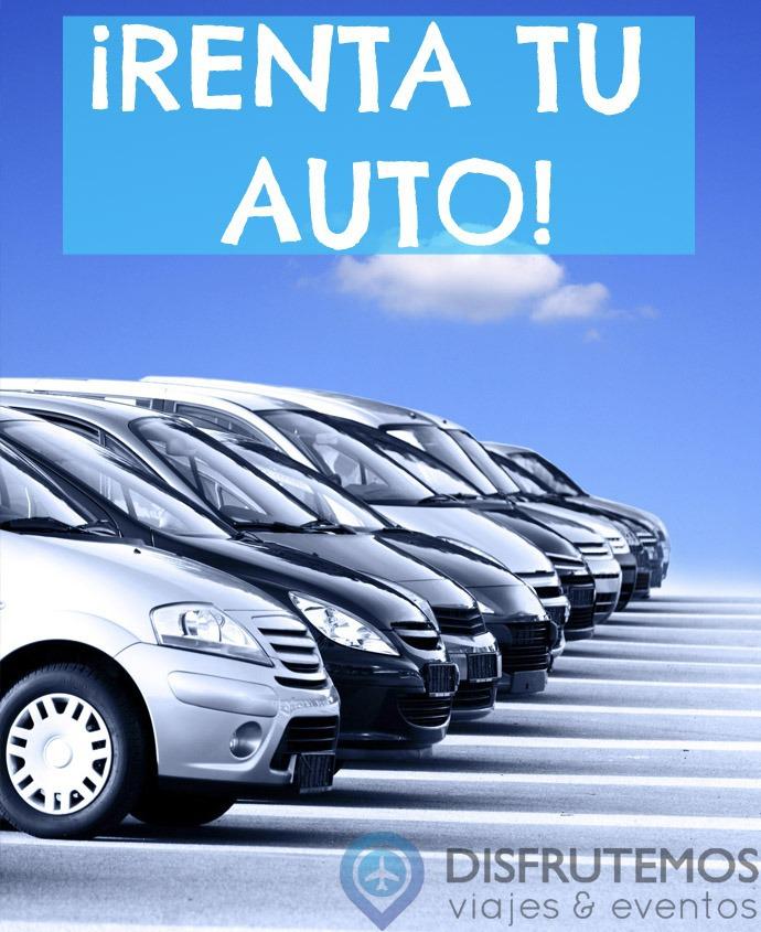 Renta de autos en Querétaro